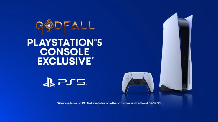 Godfall Confirmed To Be A Limited-Time PS5 Exclusive In Latest Trailer