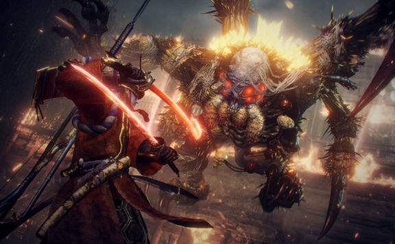 Nioh 2 - PC & PS5 Release Dates Revealed