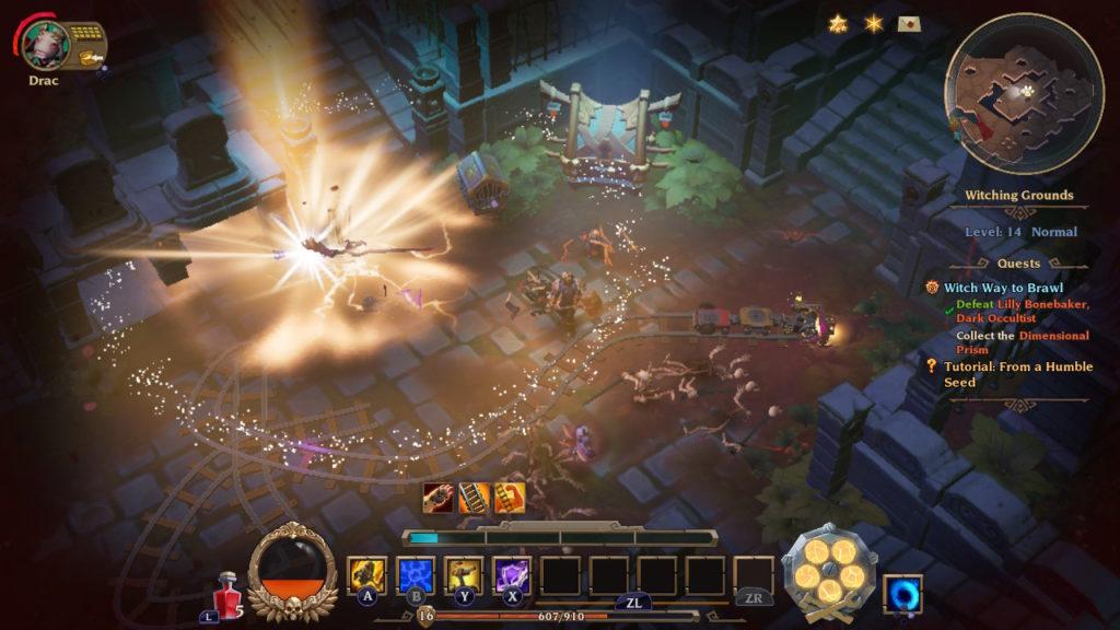 Torchlight III - Big Boss Kill