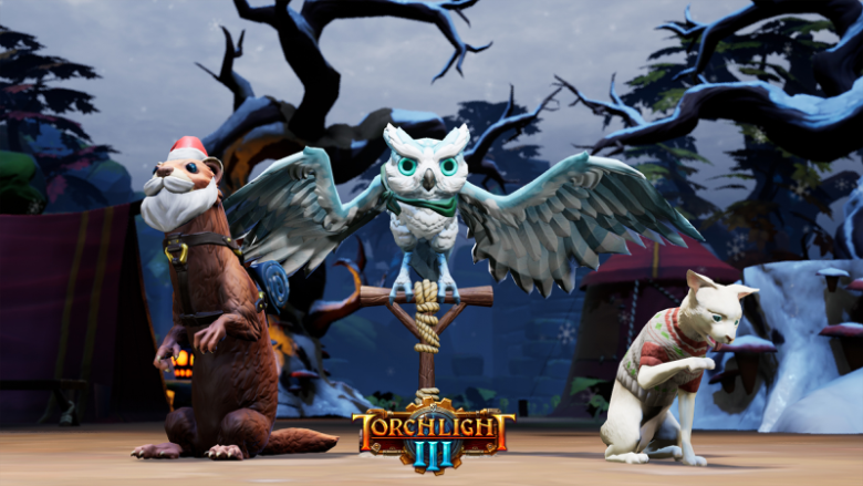 Torchlight III Shares Some Details About Snow & Steam Update