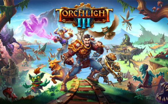 Torchlight III Switch Banner