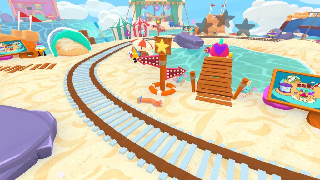 phogs train ride