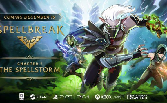 Spellbreak - Chapter 1: The Spellstorm Arrives on December 15