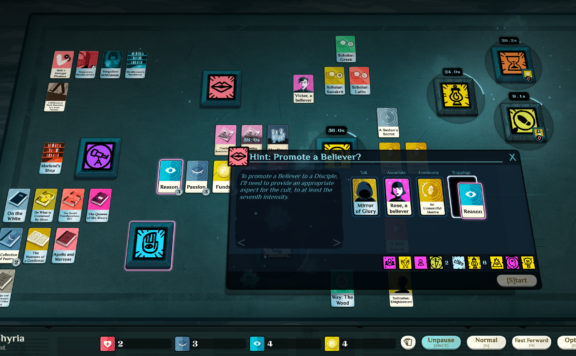Cultist Simulator - Nintendo Switch Release Date Revealed