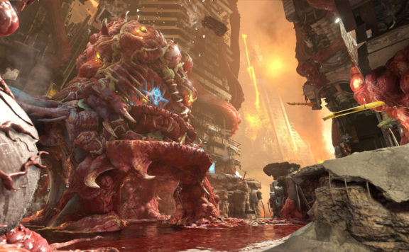 Doom Eternal Adds New Master Level - Super Gore Nest