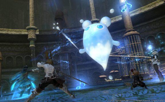 Futures Rewritten Final Fantasy XIV Online Patch 5.4