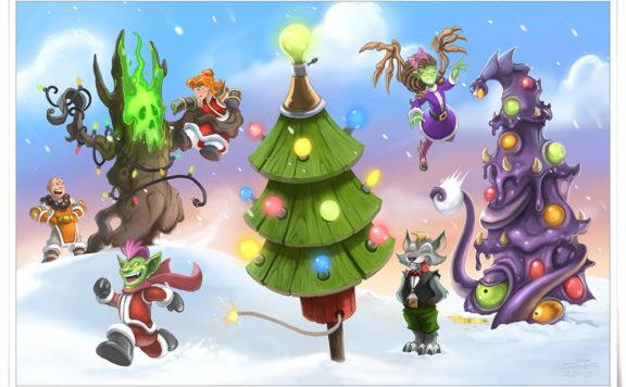 Gamer Christmas