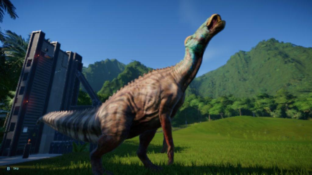 Jurassic World Evolution - Arise
