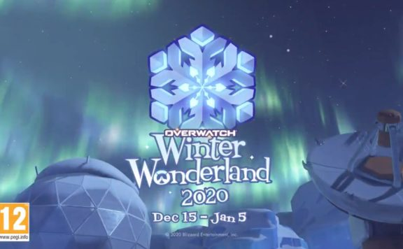 Overwatch - Winter Wonderland 2020 is Coming December 15