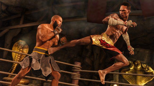 UFC 4 1