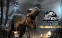 Jurassic World Evolution Complete Edition Switch Banner