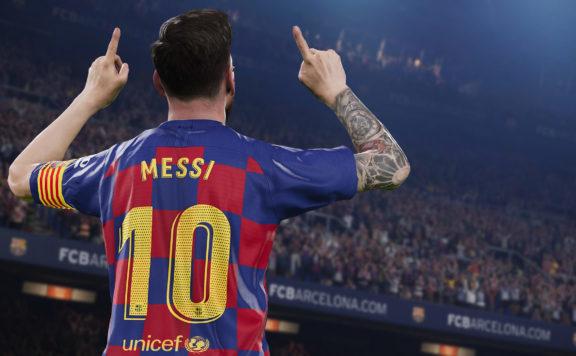 PES 2021 LITE Messi picture