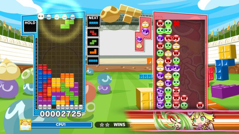 puyo puyio tetris 2