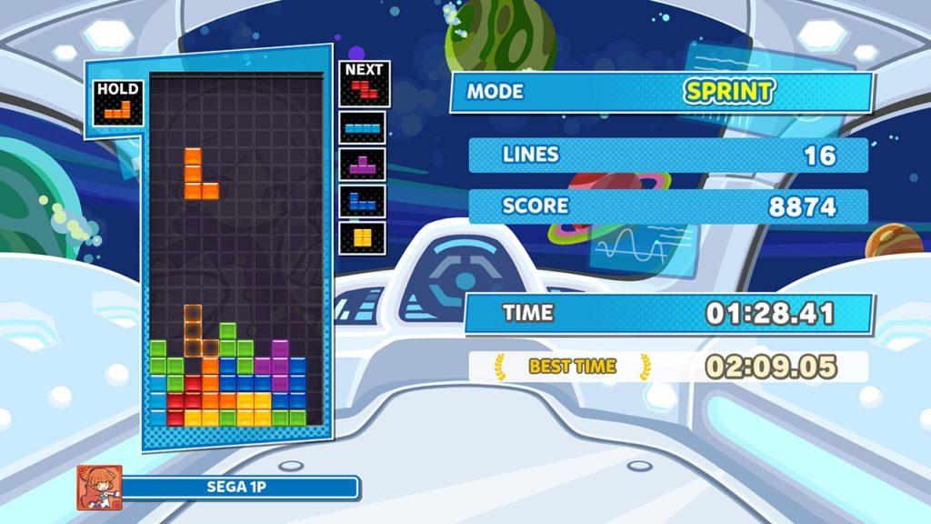 puyo puyo tetris 2 sprint