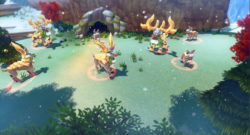 Re:Legend christmas screenshot