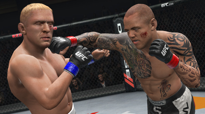 Combat Sports Video Game 1