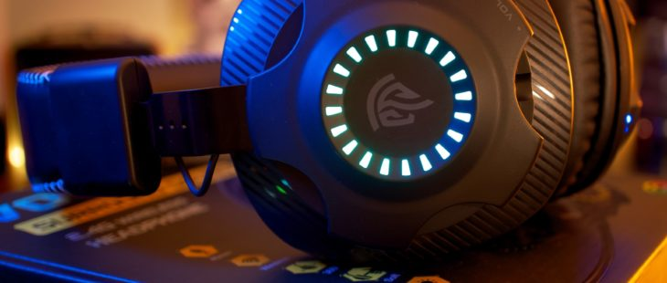 EasySMX V07W Gaming Headset Review