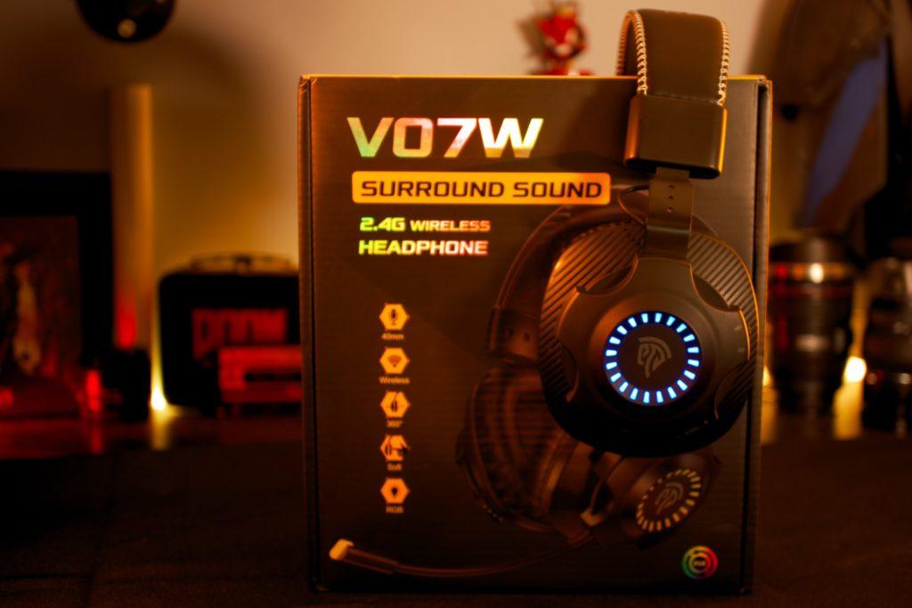 EasySMX V07W Gaming Headset side shot