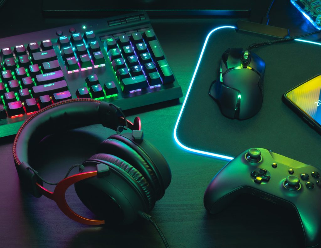 Gaming Accessories 1
