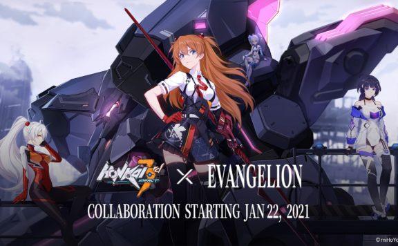 Honkai Impact 3rd x Neon Genesis Evangelion