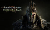 King Arthur: Knight's Tale Banner
