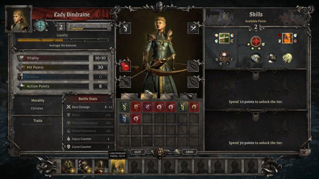 King Arthur: Knight's Tale Lady Dindraine