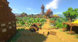 Kingdom Come Deliverance - Minecraft Remake Trailer