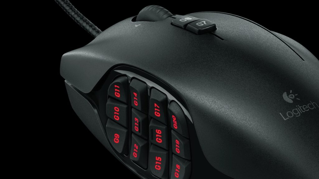 MMO Gaming Mouse 1