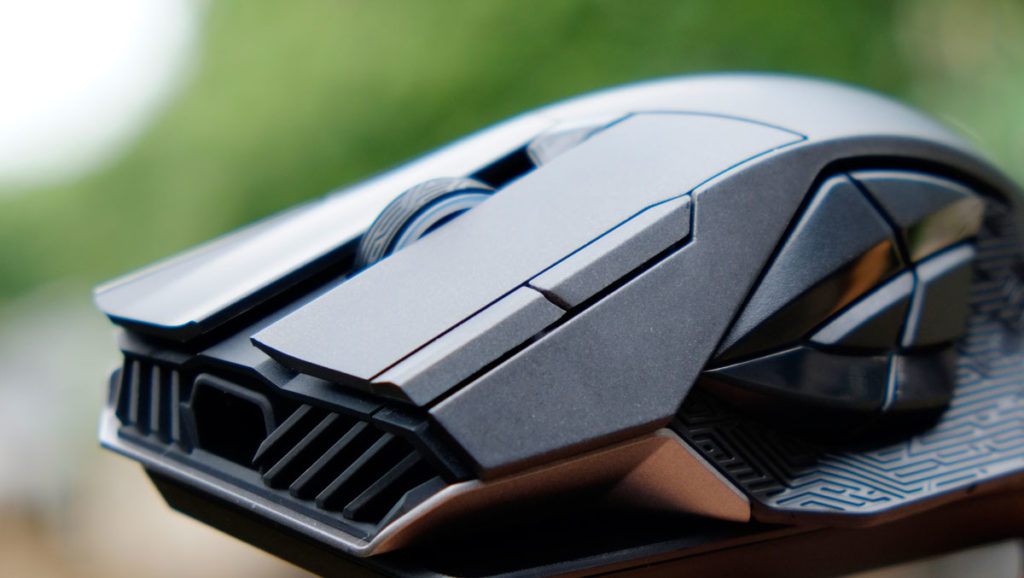 MMO Gaming Mouse 2