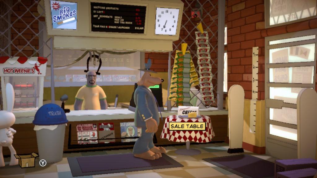 Sam & Max Store