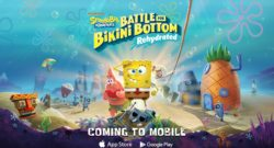 Spongebob Squarepants Battle For Bikini Bottom Rehydrated Mobile