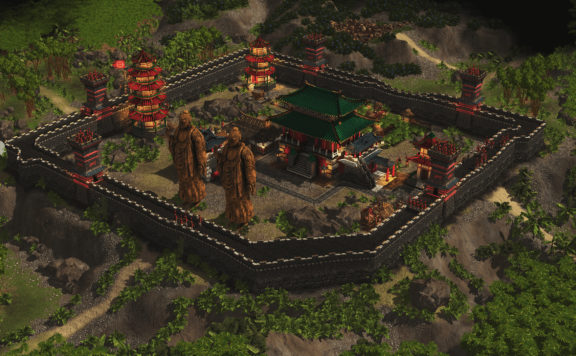Stronghold Warlords Revealed Co-Op Mode