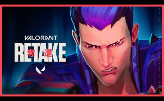 Valorant - Episode 2 Cinematic 'Retake' Featuring Yoru Gameplay