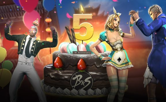 Blade & Soul Fifth Anniversary