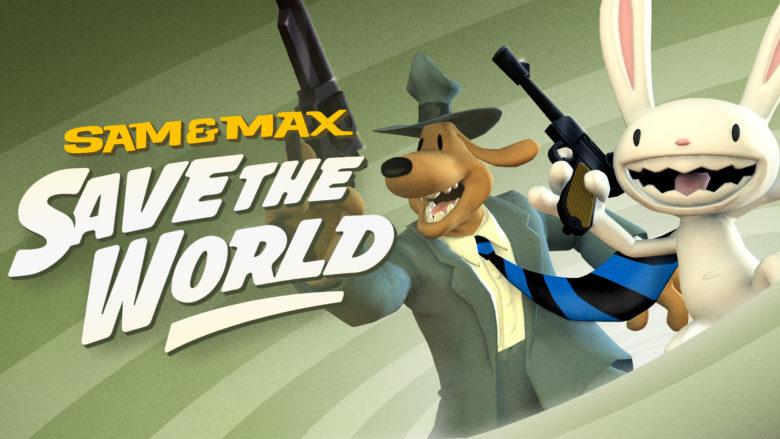 Sam & Max Save The World Banner