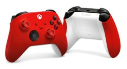xbox controller red pulse