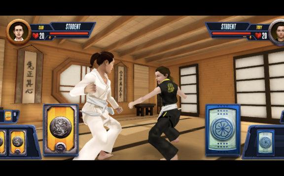 Cobra Kai: Card Fighter
