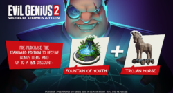 Evil Genius 2 - Check Out Sandbox Mode & Collector's Editions
