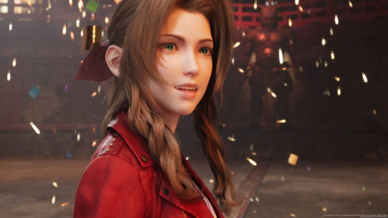 March PS Plus games picture of Aerith
