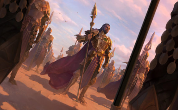 Legends of Runeterra - Empires of the Ascended Announced