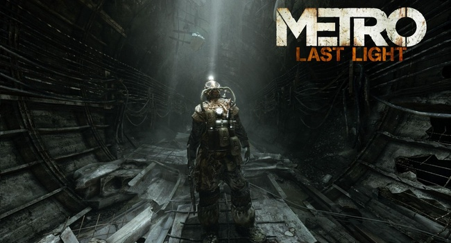 Grab Metro: Last Light For Free From EGS