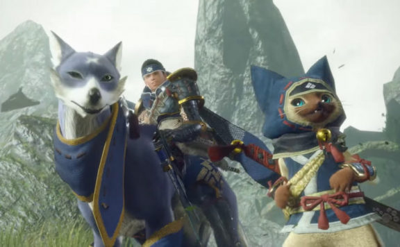 Monster Hunter Rise Will Be Coming to PC in 2022