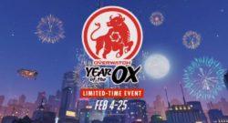 Overwatch - Lunar New Year 2021 Begins February 4