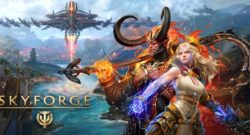 Skyforge Is Now Available on Nintendo Switch