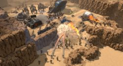 Starship Troopers - Terran Command Reveals Gameplay