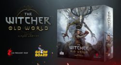 The Witcher - Old World Board Game Announced