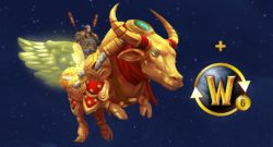 WoW - Get a New Mount For 6 Months Subscription