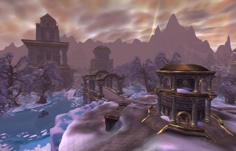 WoW Shadowlands - Upcoming Changes to Epic Battlegrounds