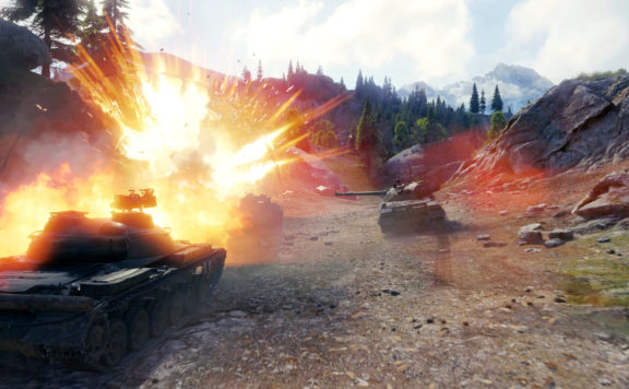 World of Tanks Prepares to Roll Onto Steam