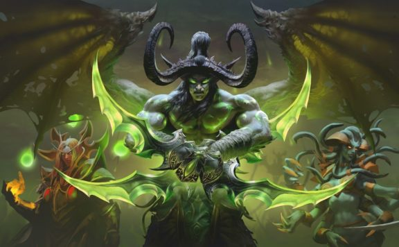 World of Warcraft - The Burning Crusade Classic Announced